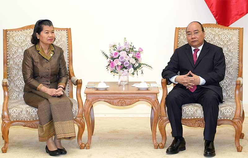 Thúc đẩy hợp tác giữa hai cơ quan Thanh tra Chính phủ Việt Nam - Campuchia